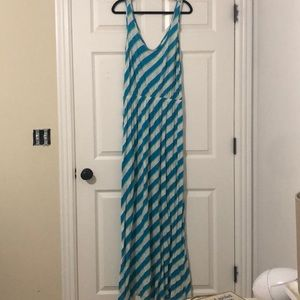 Lilly Pulitzer Striped Maxi
